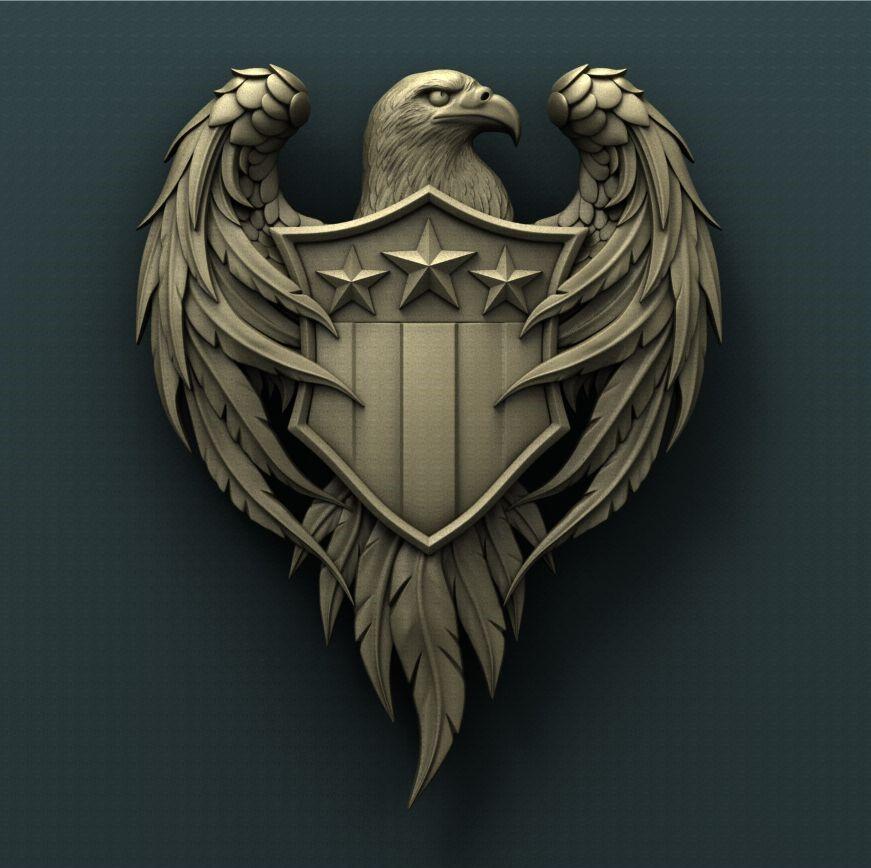 0035. Eagle