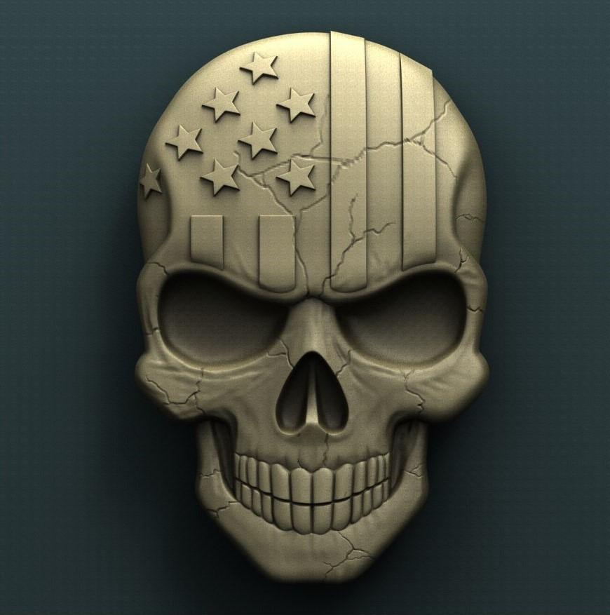 0036. Skull