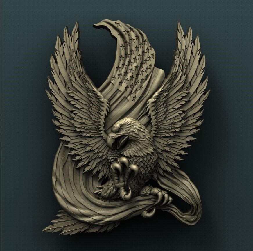 0037. Eagle