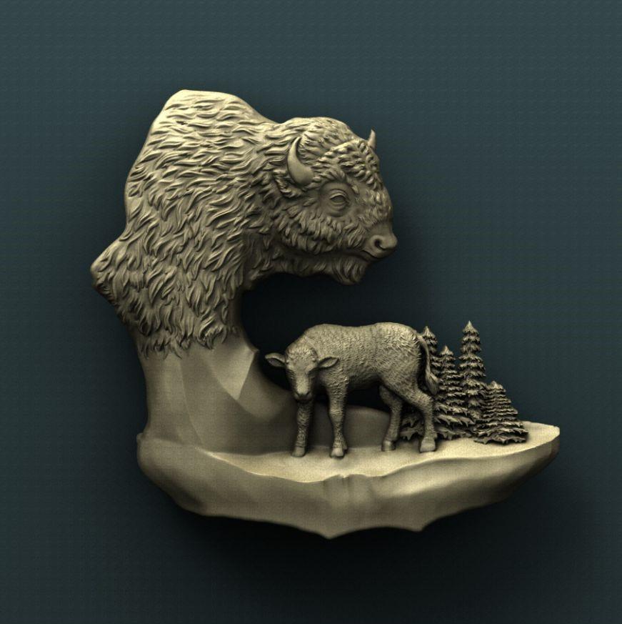 0045. Bison