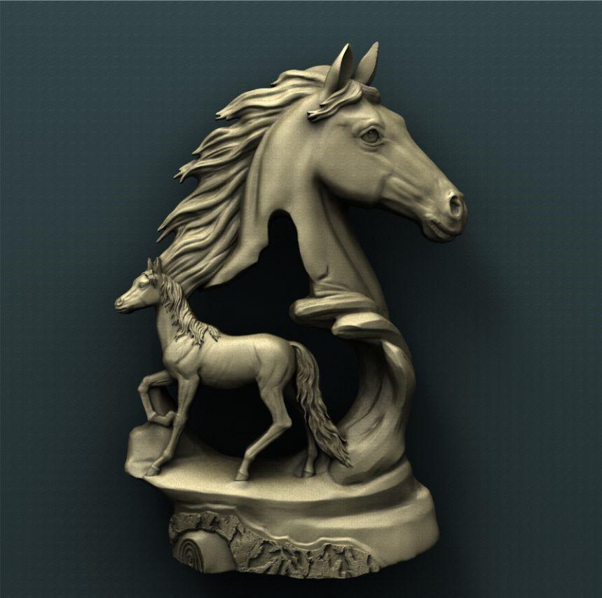 0047. Horses