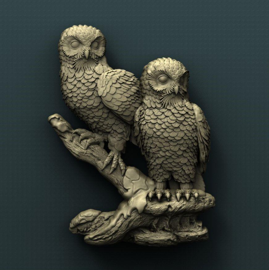 0057. Owls