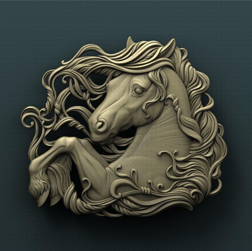 0081. Horse