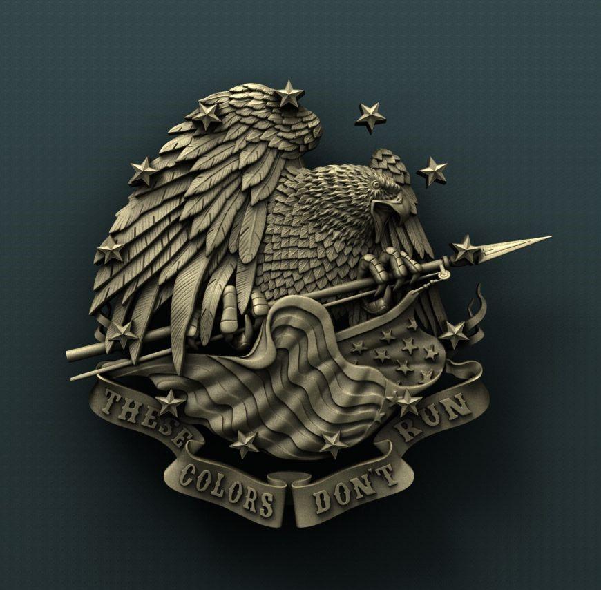 0219. Eagle