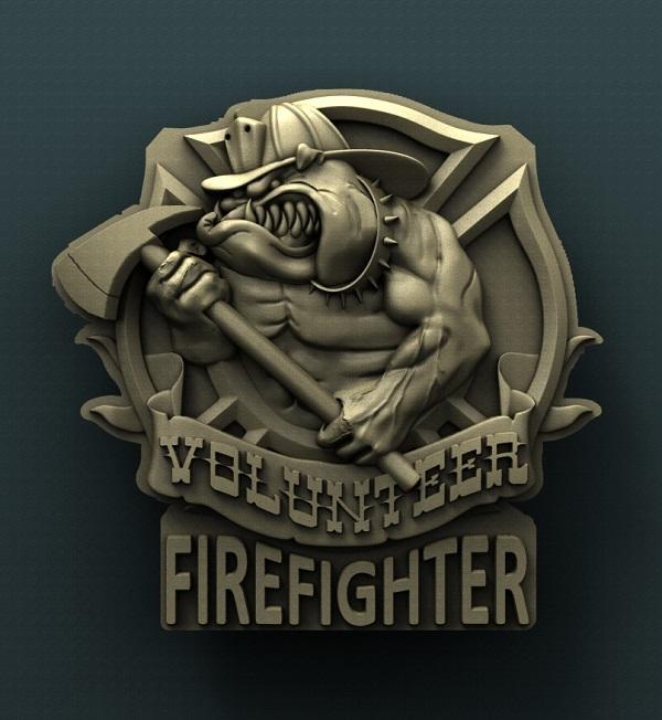 0351. Firefighter