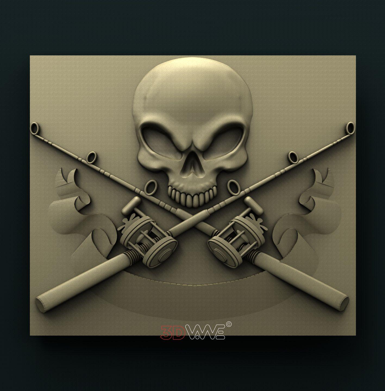 0432. Fisher skull