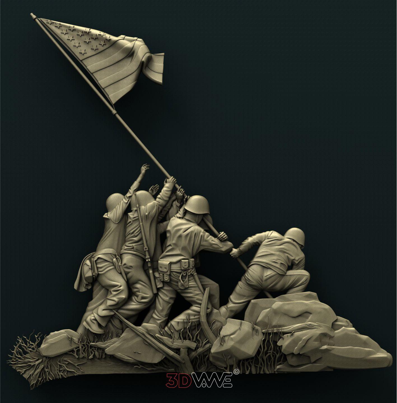 0439. Iwo Jima