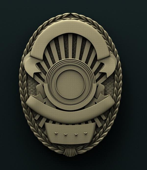 0470. Badge