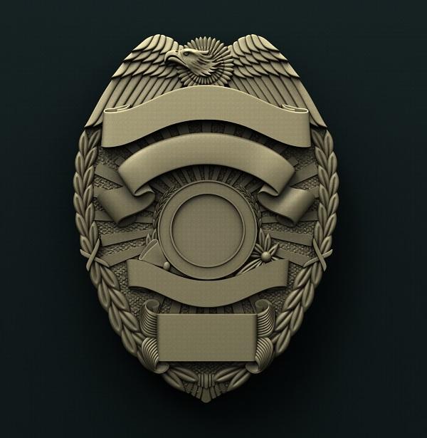 0488. Badge