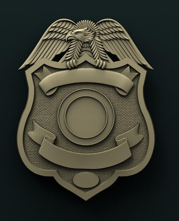 0495. Badge