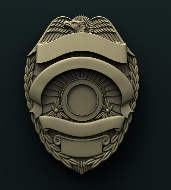 0503. Badge