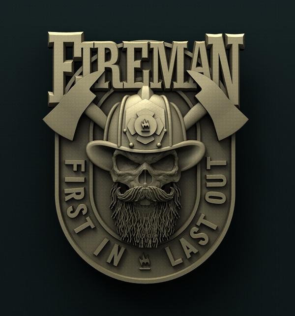 0597. Fireman