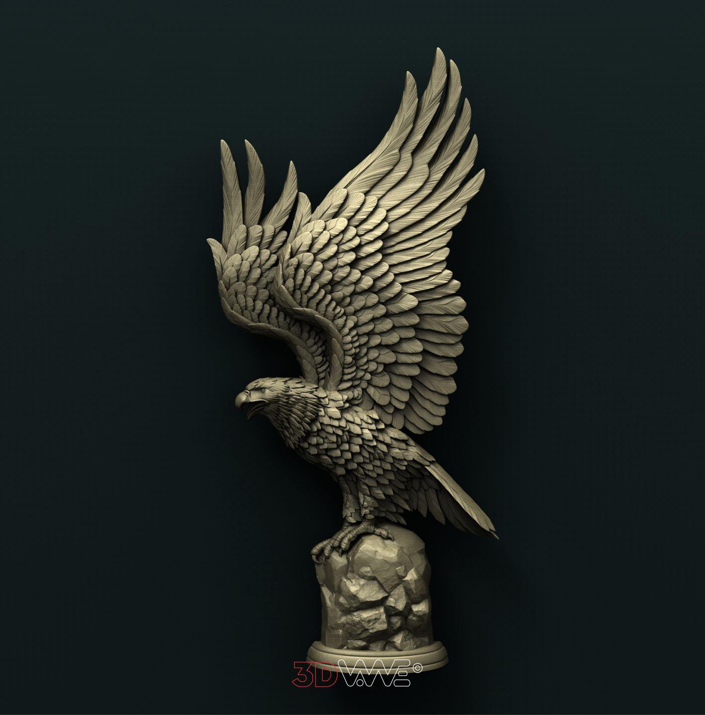0687. Eagle