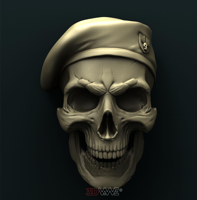 0699. Skull