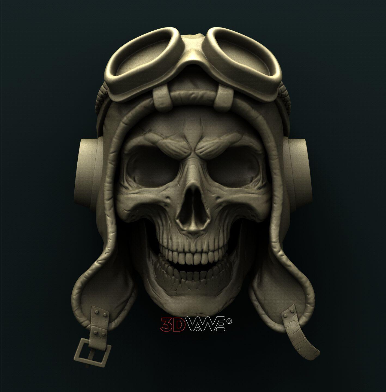 0701. Skull