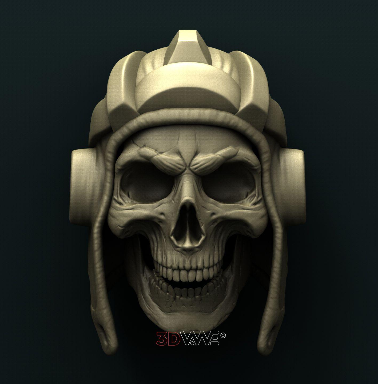 0702. Skull