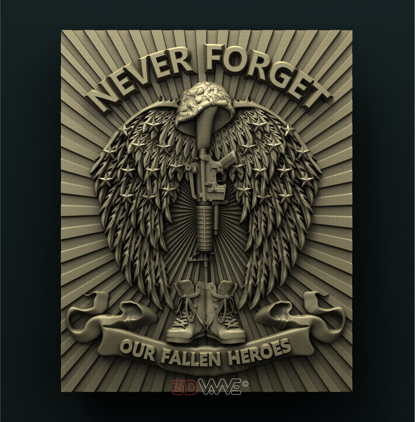 0749 Never Forget