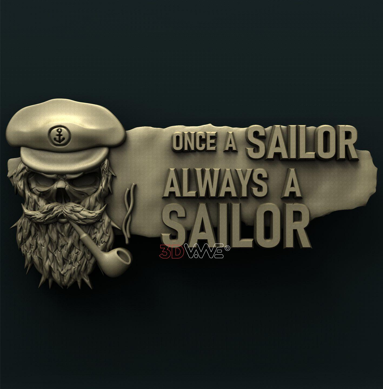 0764 Sailor