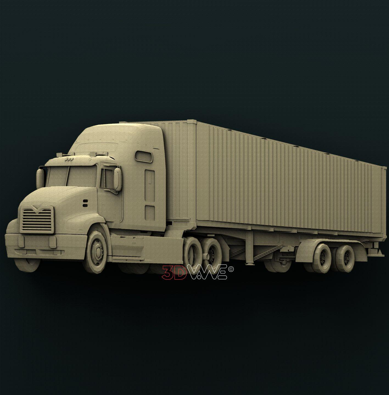 0776 Semi Truck