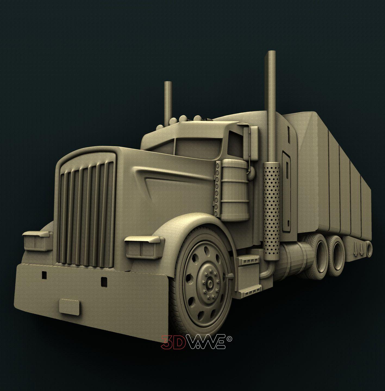 0778 Semi Truck