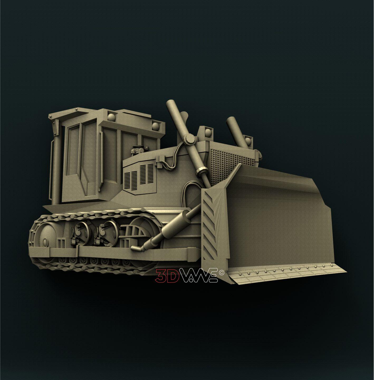 0842 Bulldozer