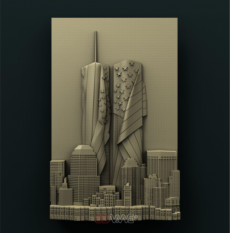 0900 Twin Towers